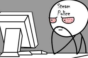 steam police