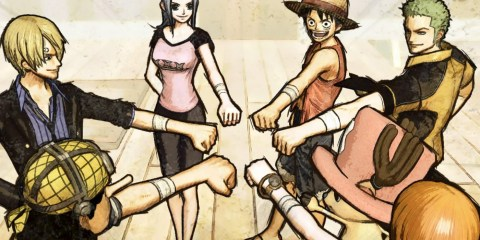one piece pirate warriors 3 portada 2