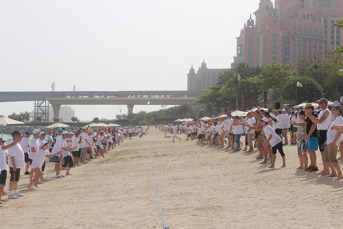 mass participation monday summertime is world records