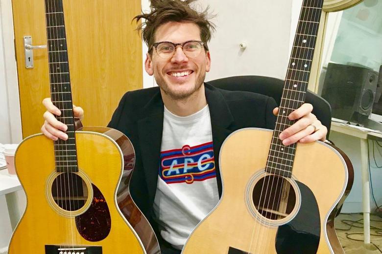 Acoustic Guitar Lessons London
