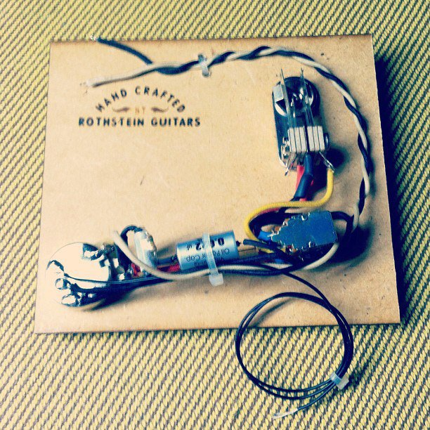 Prs S2 Wiring Harness - Wiring Solutions