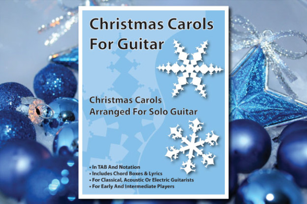 Printable Christmas Guitar TABs  Chords Download