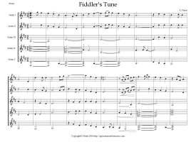 Fiddler's Tune