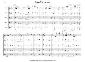 Chopin Mazurkas S (preview)