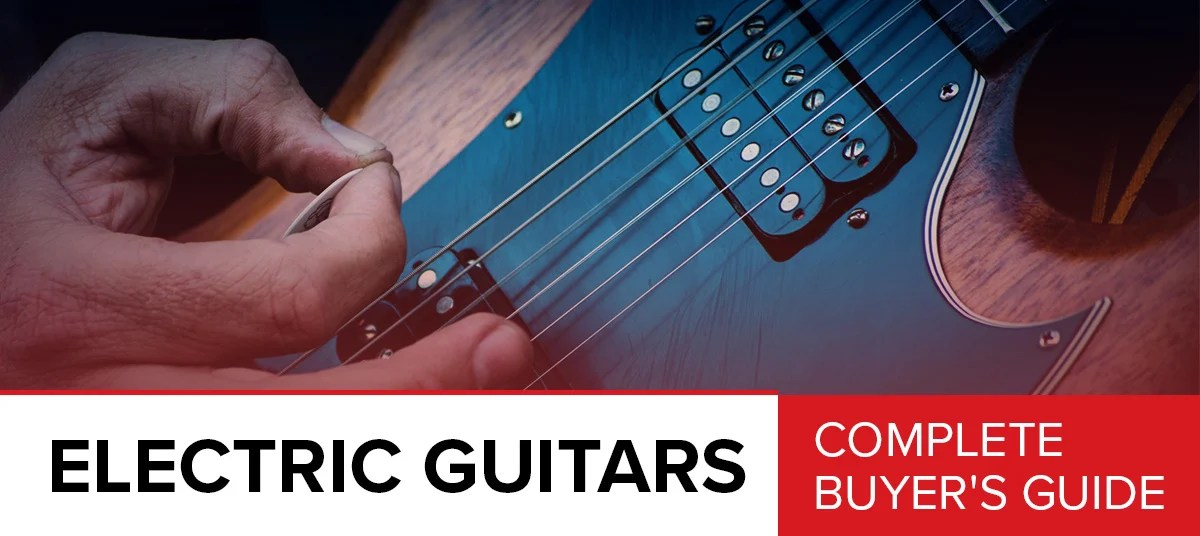 36 Best Electric Guitars Extensive Research - (2019 Reviews)