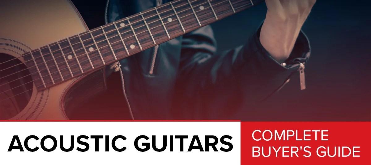 43 Best Acoustic Guitars Extended List - (2019 Reviews)