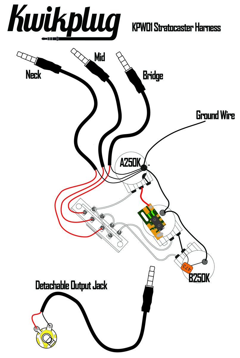 gfs mini humbucker wiring diagrams