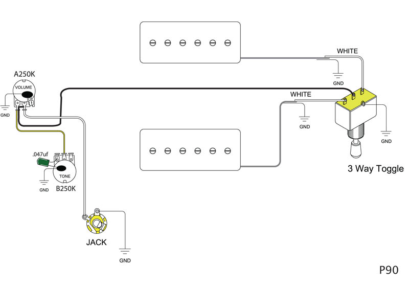 3 P90 Wiring Diagram Download Wiring Diagram