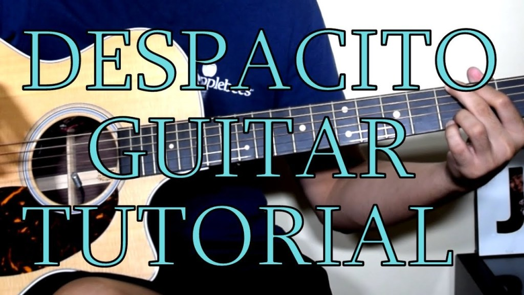 DESPACITO | VERY EASY GUITAR CHORDS TUTORIAL | Guitar Grotto