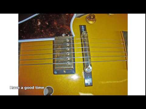 Learn guitar magic rude video