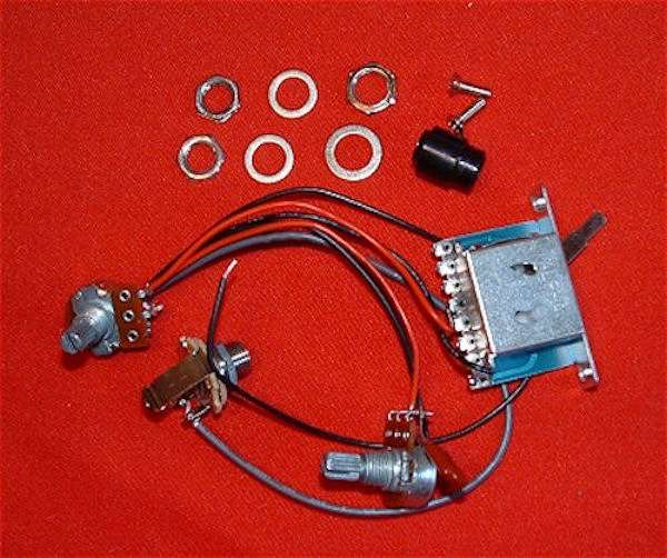 Wiring Harness Kit - Tele Style