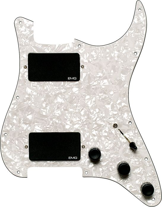 Replacement Pickguards - Guitar Repair Bench