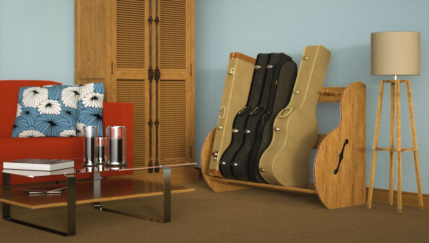 Guitar Storage Solutions For Musicians & Collector