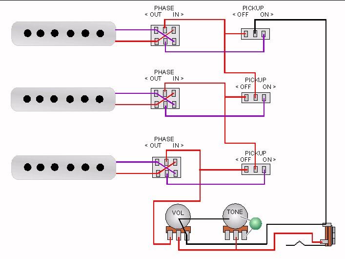 lace deathbar wiring diagram