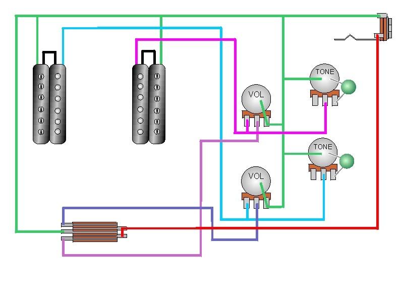 Hhh Guitar Wiring Diagram Wiring Diagram 2019