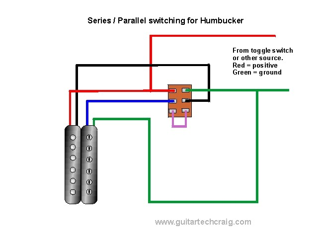 CRAIG\u0027S GIUTAR TECH RESOURCE - Wiring Diagrams