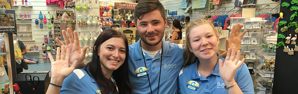 Retail Sales Associate/Reservationist - Gulfarium Marine Adventure Park