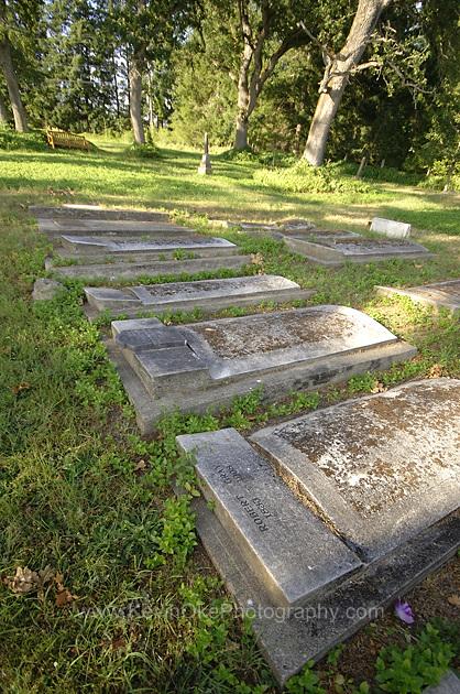 Pioneer Cemetery, False Narrows, Gabriola Island, British Columbia, Canada