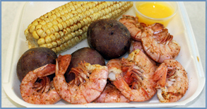Seafood Meals To Go Baldwin County AL - Gulf Shores Seafood