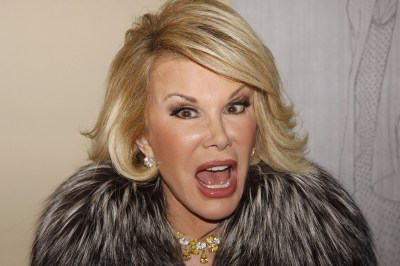 Joan Rivers Ugly