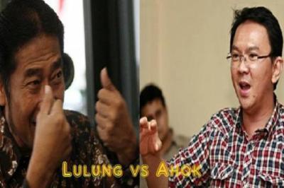 Lulung vs ahok