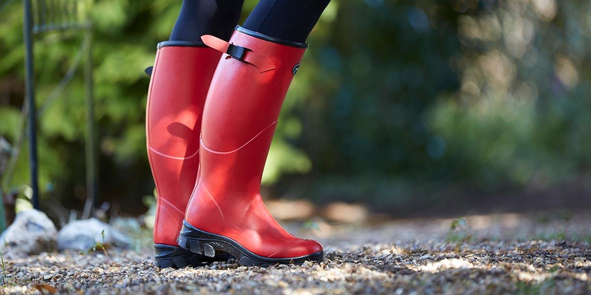 European Made Natural Rubber Boots Wellies Gumleaf Usa