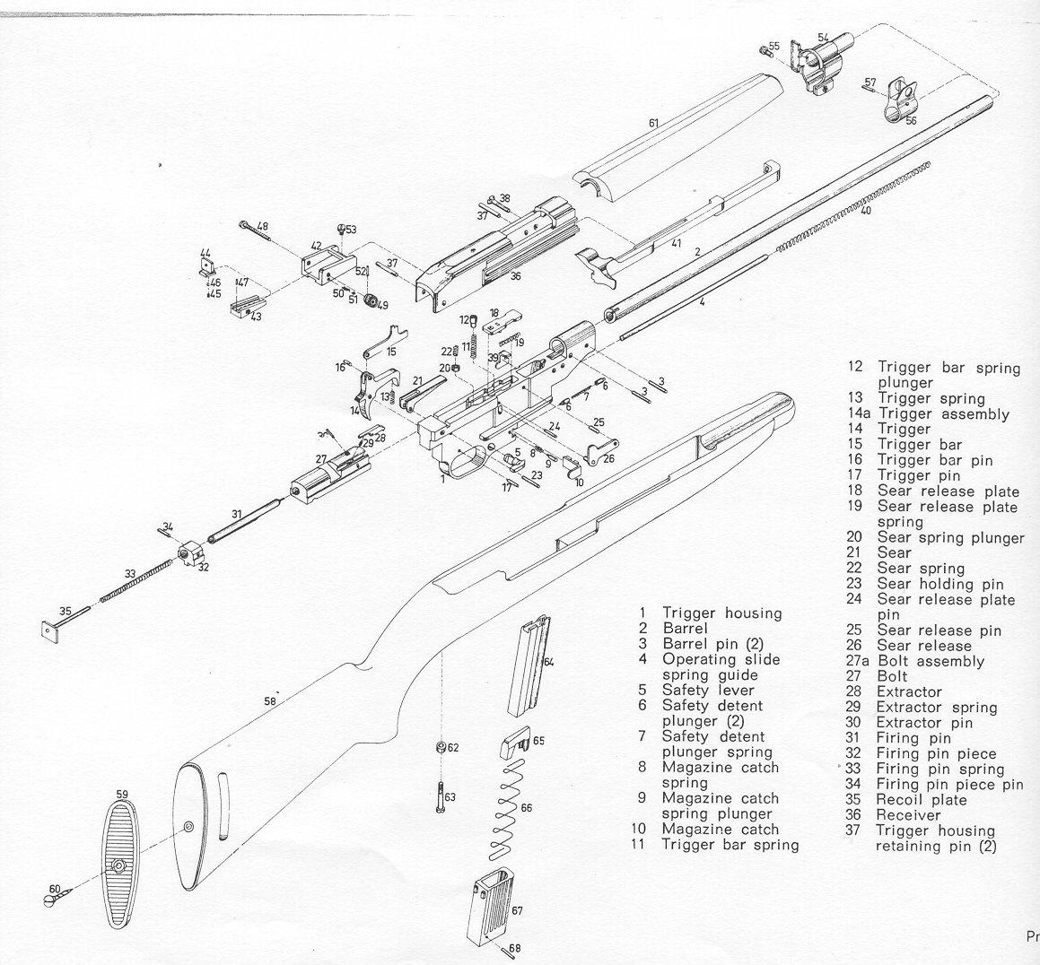 coil gun schematic diagram
