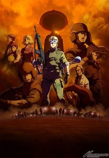 """The ORIGIN III DAWN OF REBELLION"" disponibile su Daisuki.net"