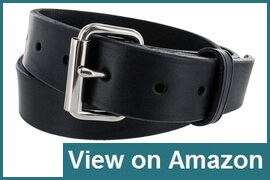 Hanks Concealed Carry CCW Leather Gun Belt