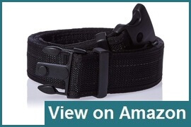Uncle Mike's Law Enforcement Web Ultra Duty Belt