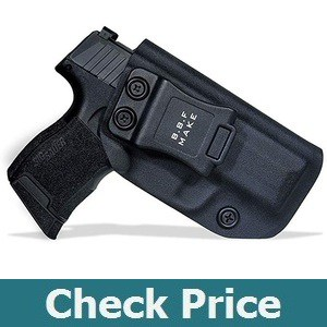 BBF Make Sig Sauer P365 / P365 SAS IWB KYDEX Holster Review