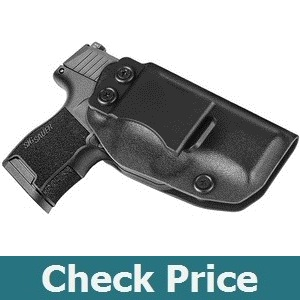 Bedone Sig P365 IWB Kydex Holster Review