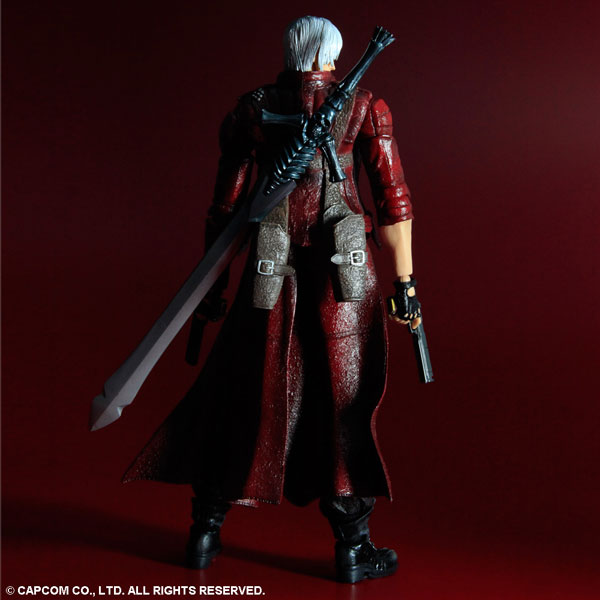Daily New Hd Wallpaper Devil May Cry 3 Play Arts Kay Dante No 8 Large Official