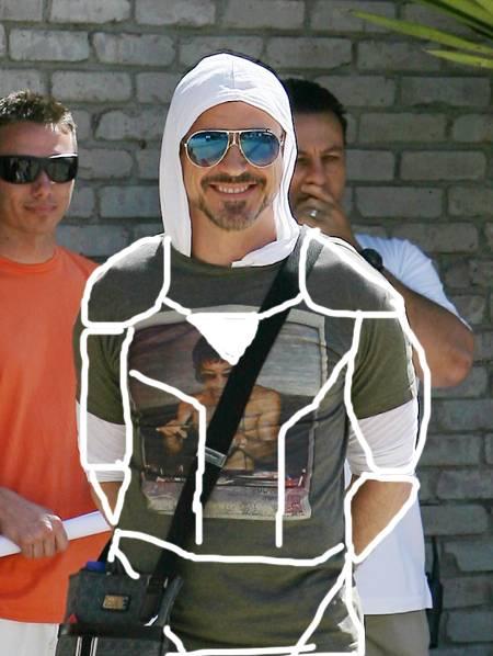 Iron Man 3 Behind the Scenes No11 New Images GUNJAP