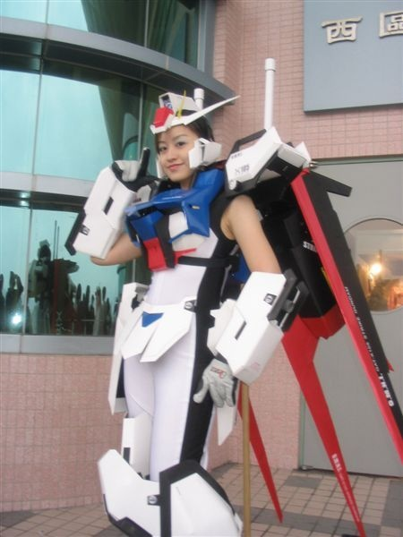Mecha Girls Wallpaper Cosplay Gundam Girls Photo Report No 18 Big Or Wallpaper