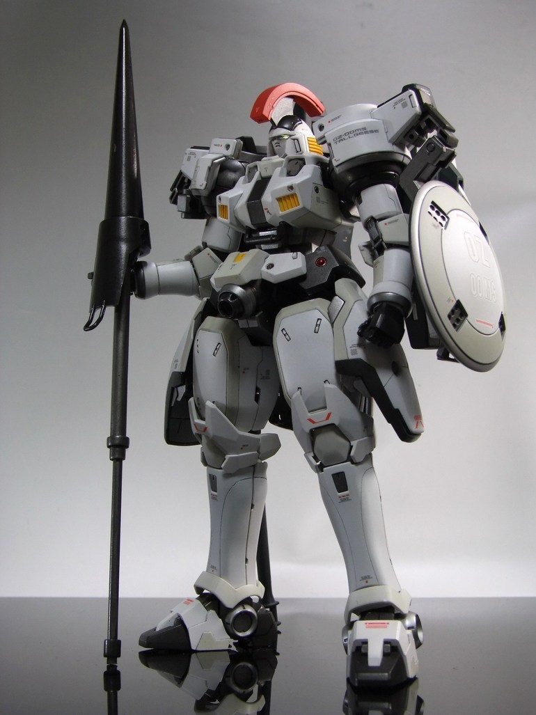 Famous Anime Wallpaper Mg 1 100 Oz 00ms Tallgeese Modeled By Moyamoya