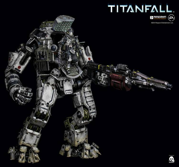 Girl Leg Wallpaper Titanfall By Threezero Official Photoreview No 12 Big Or