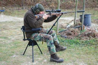 Boss Snipe Shooting Chair Shooting Equipment Reviews