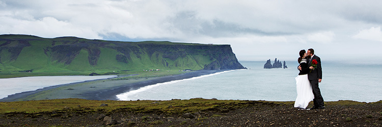 Alena og Robert – Brúðkaupsmyndir