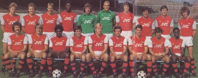 Arsenal 1982-83