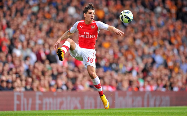 Speedy Gonzales - Bellerin's pace and skill impress...