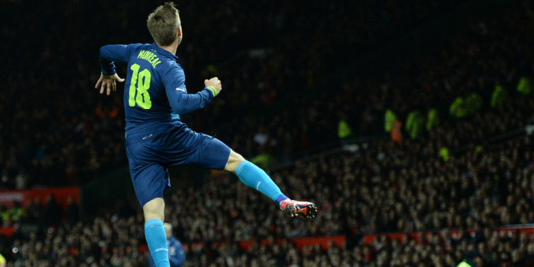 Monreal has been exceptional