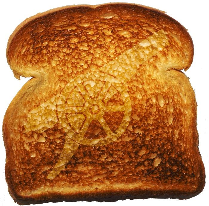 Arsenal toast, by @invinciblog