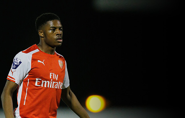 What does 2015/16 hold in store for Chuba Akpom?