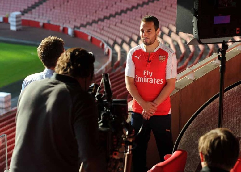 The New Arsenal Kit gives new hope to all fans and one fan in particular
