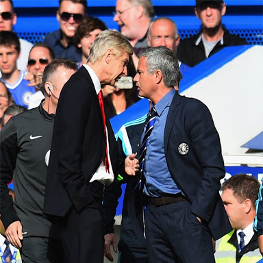 Just kiss him Jose - You know you want to