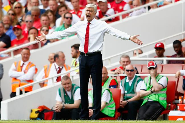Wenger and squad must let football talk v Palace and bounce back
