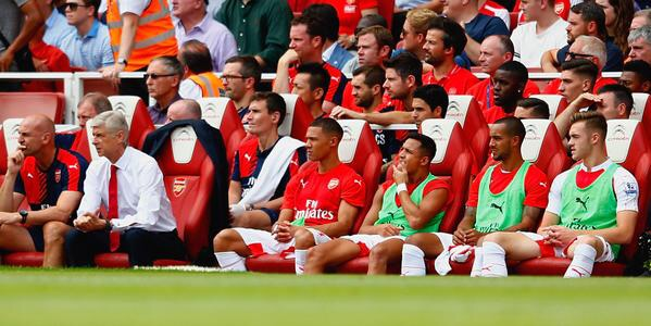 Even our bench should have been able to take care of the Hammers