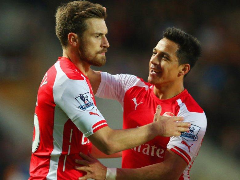 Sanchez and Ramsey
