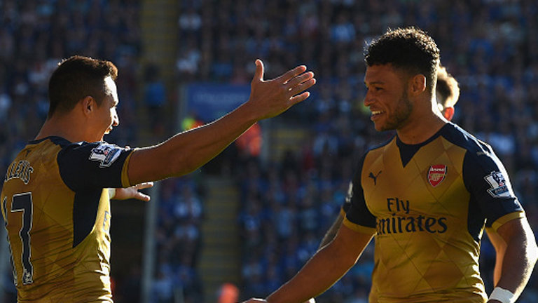 Can Ox be a Sanchez type inside forward?